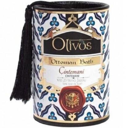 Sapun de lux Otoman Cintemani cu ulei de masline extravirgin 2*100g Olivos