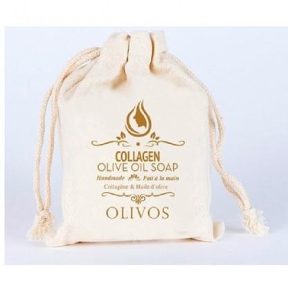 Sapun cu ulei de masline si colagen, pt elasticitate si fermitate 150g Olivos