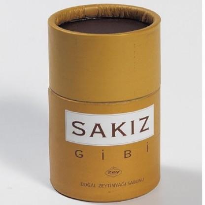 Sapun jeleu antifungic Sakiz Gibi, cu parfum de mastic 2*100g Olivos