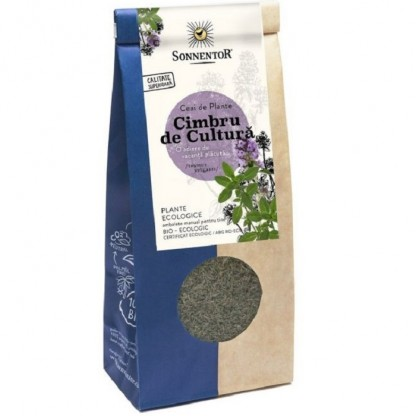 Ceai de cimbru de cultura BIO 70g Sonnentor