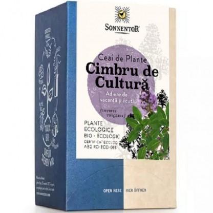 Ceai bio Cimbru de Cultura 18 Pliculete Sonnentor