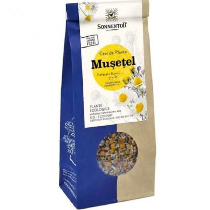 Ceai Flori de musetel Eco 50g Sonnentor