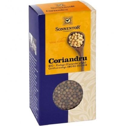Coriandru boabe bio 35g Sonnentor