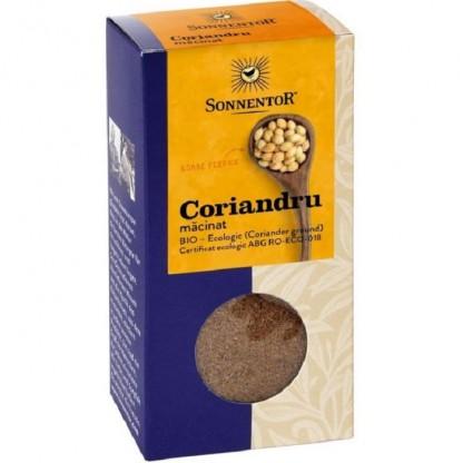 Coriandru bio macinat 35g Sonnentor