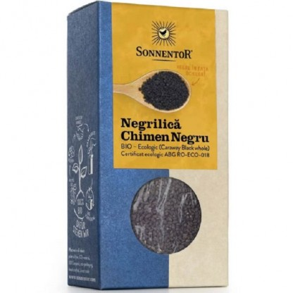 Negrilica – Chimen Negru BIO Sonnentor 50g