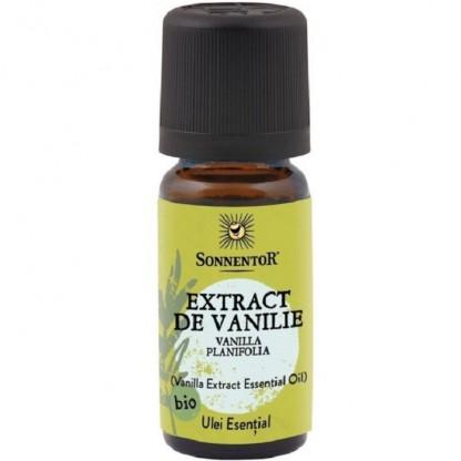 Ulei esential pur Extract de Vanilie BIO 10ml Sonnentor