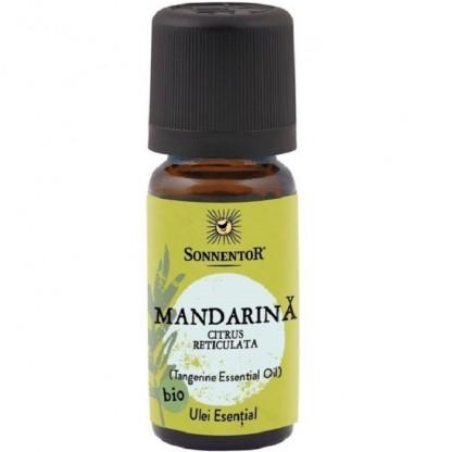 Ulei esential pur Mandarina BIO Sonnentor 10ml