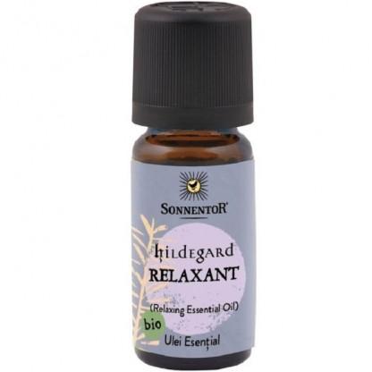 Ulei esential Relaxant Hildegard BIO Sonnentor 10ml