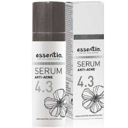 Ser anti-acnee, antiinflamator, sebo-reglator 30ml Essentiq