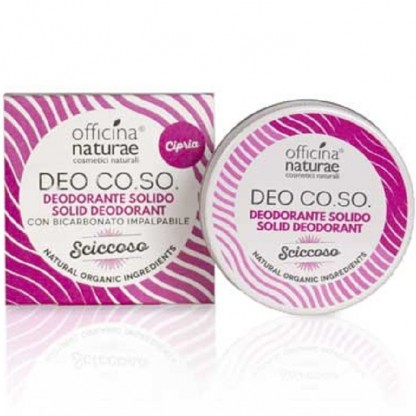 Deodorant crema natural Sciccoso CO.SO 50ml Officina Naturae