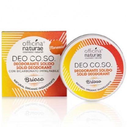 Deodorant crema natural Brioso CO.SO 50ml Officina Naturae