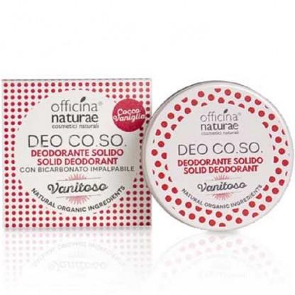 Deodorant crema natural Vanitoso CO.SO 50ml Officina Naturae