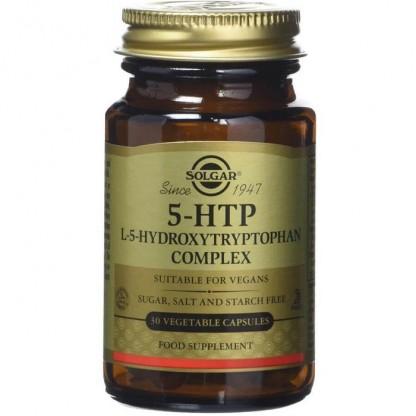 5-HTP (Hydroxytryptophan complex) 100mg 30cps vegetale Solgar