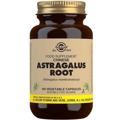 Astragalus (adaptogen, imunostimulator) 100cps vegetale Solgar
