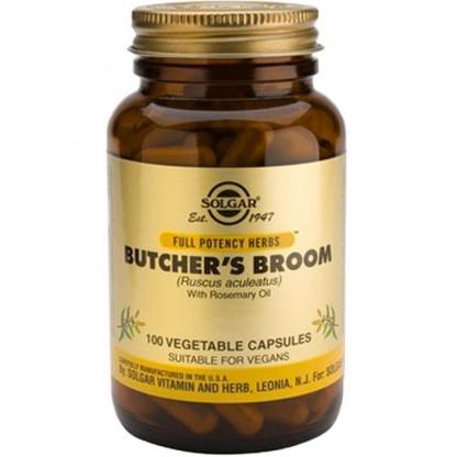 Butcher's Broom (Ghimpe paduret) 100cps vegetale Solgar