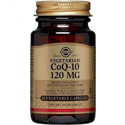 Coenzime Q10 120mg 30 capsule moi Solgar