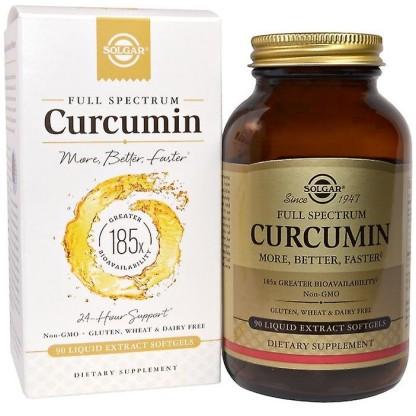 Curcumin Full Spectrum 30 capsule moi Solgar