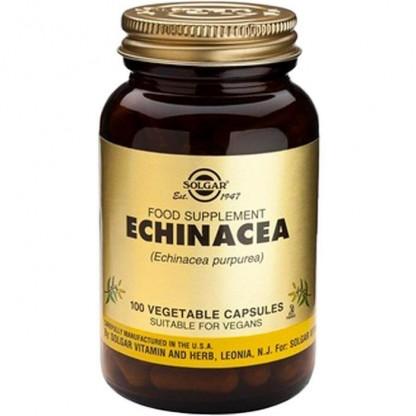 Echinacea 100 capsule vegetale Solgar