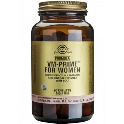 Formula VM Prime for Women 90 tablete naturale Solgar