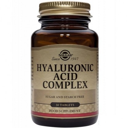 Acid hialuronic complex 30 capsule Solgar