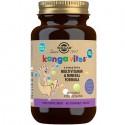 Kangavites Multivitamine si Minerale pentru copii 60 tablete masticabile Solgar