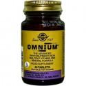 Omnium 30 tablete (fitonutrienți, multivitamine și minerale) Solgar
