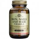 Skin Nails And Hair Formula (Formula pt piele, unghii si par) 60 tablete Solgar