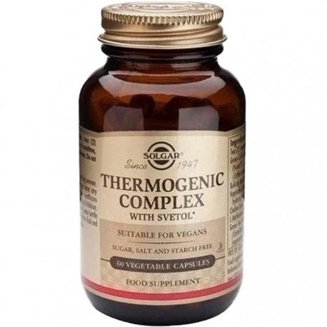 Thermogenic Complex (controlul greutatii) 60 capsule vegetale Solgar