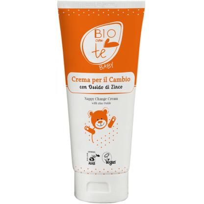 Crema cu oxid de zinc pentru iritatia de scutec 100ml Bioconte Baby