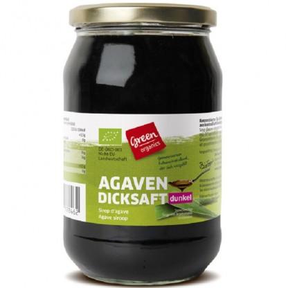 Sirop de agave concentrat bio 1kg Green Organics