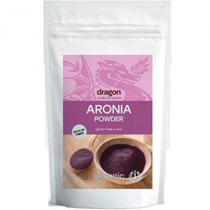 Aronia pudra Raw BIO 200g Dragon Superfood