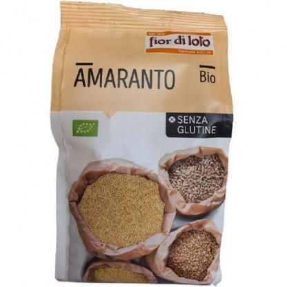 Amarant bio, fara gluten 400g Fior di Loto