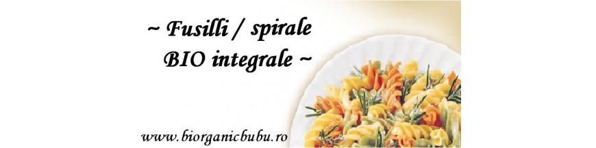 BIO Fusilli (Spirale) Paste integrale