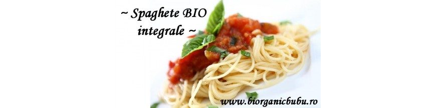BIO spaghete Paste integrale