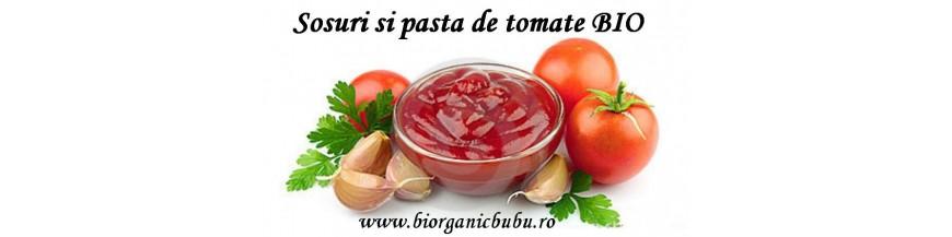 Rosii BIO uscate, rosii conserva, sosuri si pasta de tomate