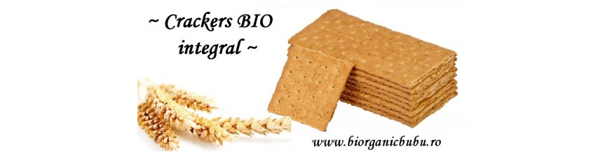 Crackers integral BIO