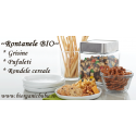 Snacks-uri BIO Rontanele