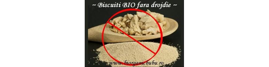Biscuiti BIO fara drojdie