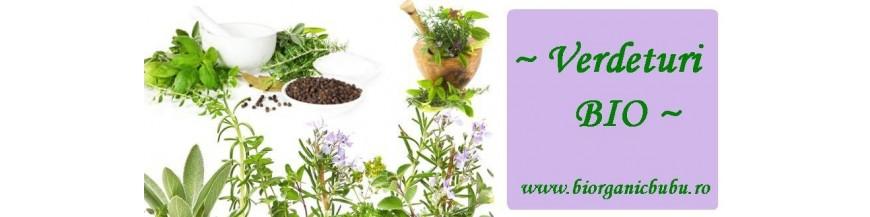 Verdeturi BIO Organice