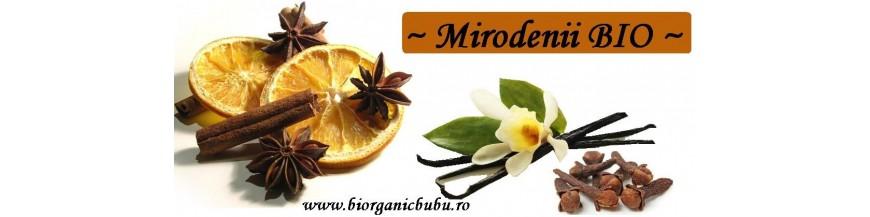 Mirodenii si esente BIO Organice