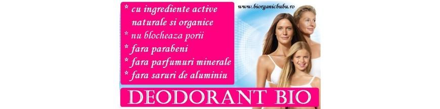 Deodorante BIO si Naturale