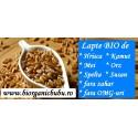 Lapte de cereale si seminte BIO - bautura vegetala