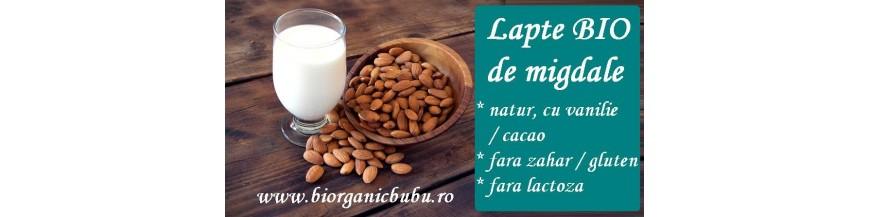 Lapte de migdale BIO - bautura vegetala