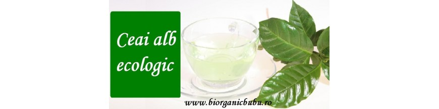 Ceai alb BIO organic