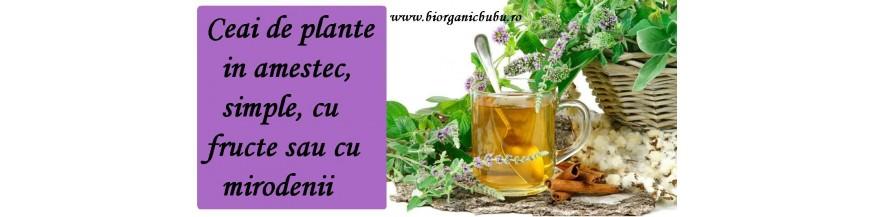 Ceai de plante amestec BIO