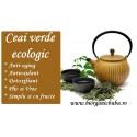 Ceai verde BIO organic