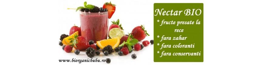 Nectar si smoothie BIO Organic