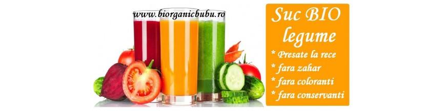 Suc de legume BIO