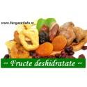 Fructe deshidratate BIO fara sulfiti