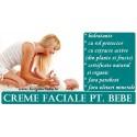 Creme faciale hidratante BIO Naturale pt bebe si copii